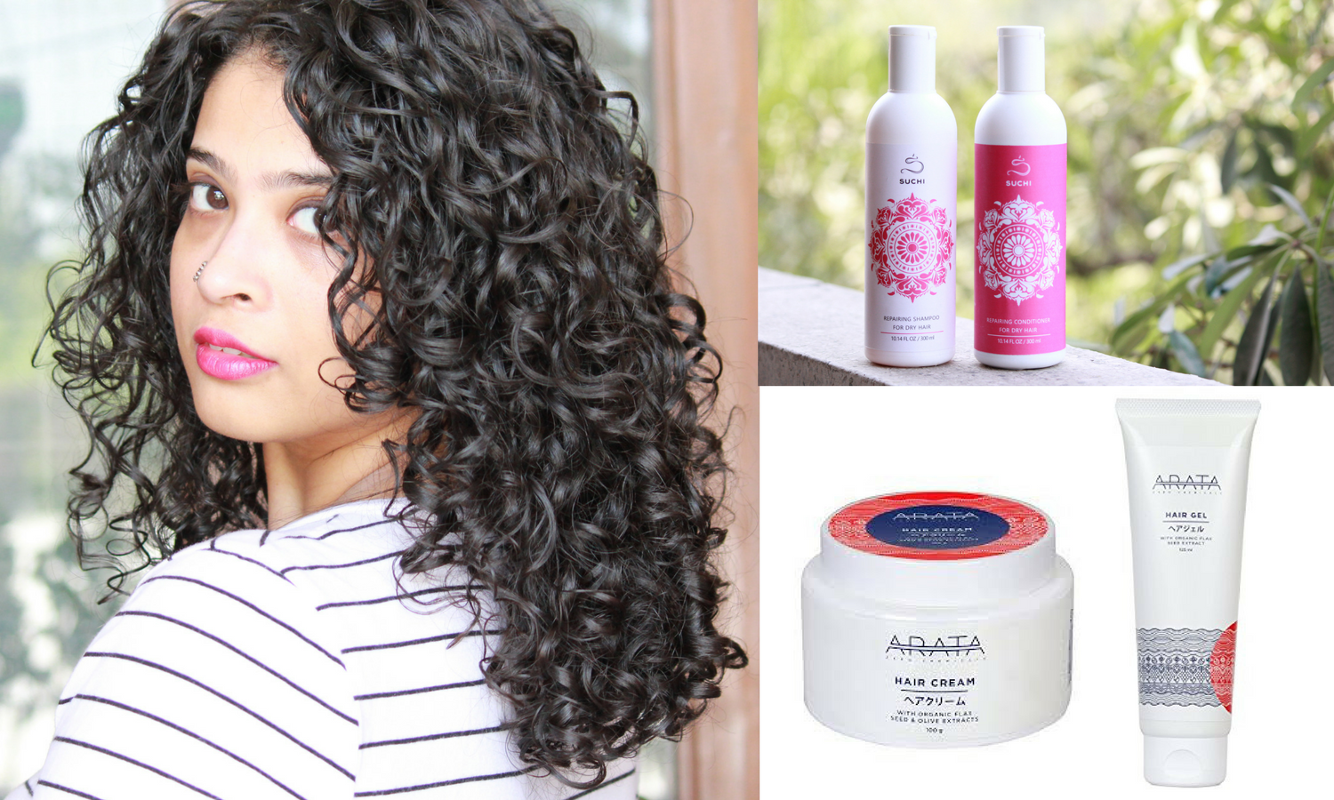 Curly Hair Routine 3