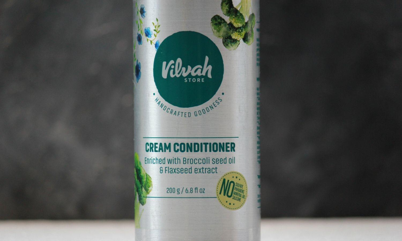Vilvah Cream Conditioner Bottle